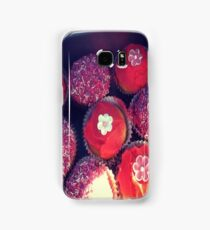 Cupcakes Samsung Galaxy Case/Skin
