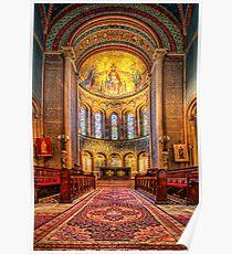 The Italianate Church Poster