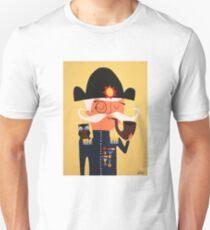 Admiral Von Hooter Unisex T-Shirt