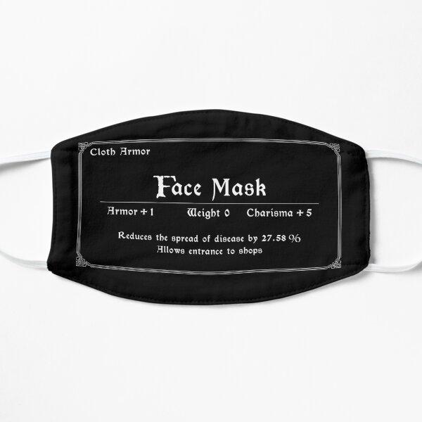 Face Mask - D&D Mask