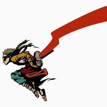 Drifter Leap by ScribbleImp