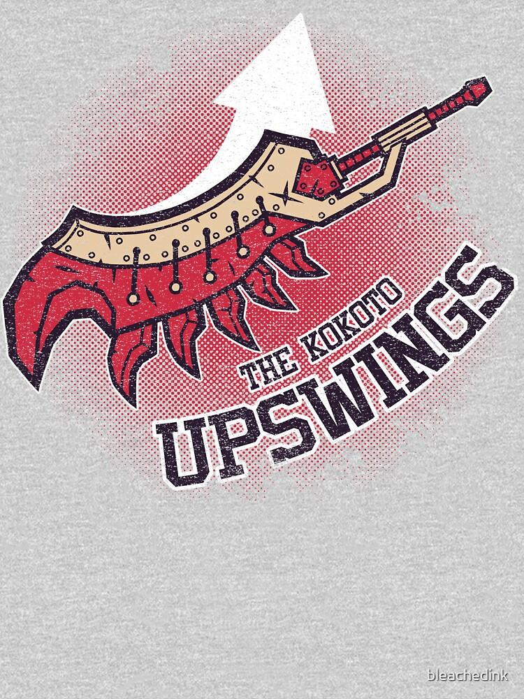 Monster Hunter All Stars - Kokoto Upswings | Unisex T-Shirt