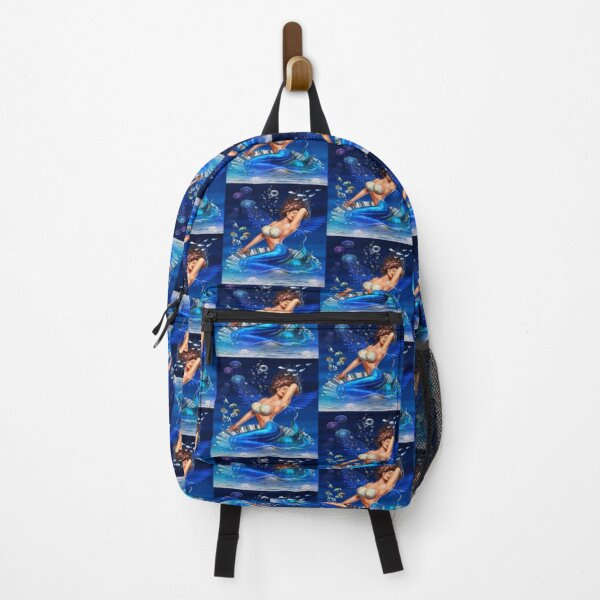 The Best Siren A Man Can Get. Backpack