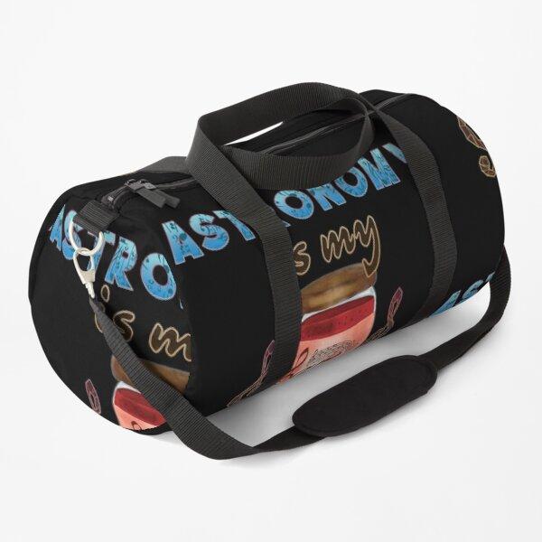 Astronomy Is My Jam Duffle Bag