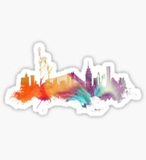 NYC New York City skyline Sticker
