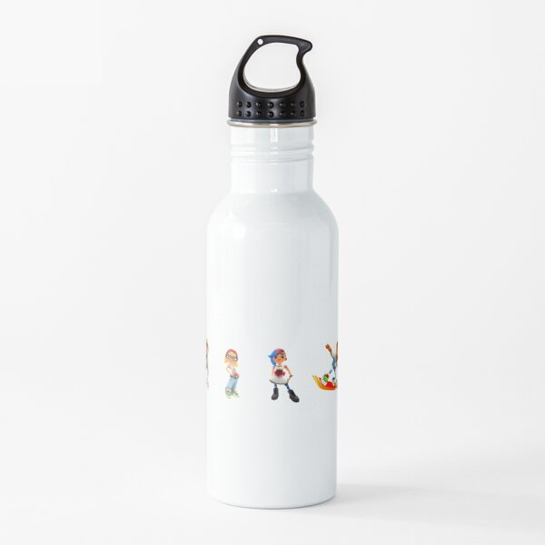 subway surf characters Water Bottle