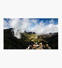 Charles Bunion Panorama - Great Smoky Mountains National Park, North Carolina Photographic Print