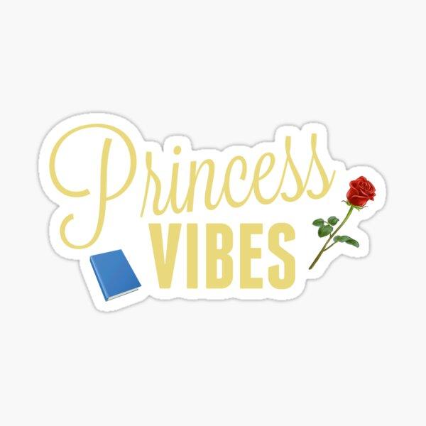 Princess Vibes - Ballgown Beauty Sticker