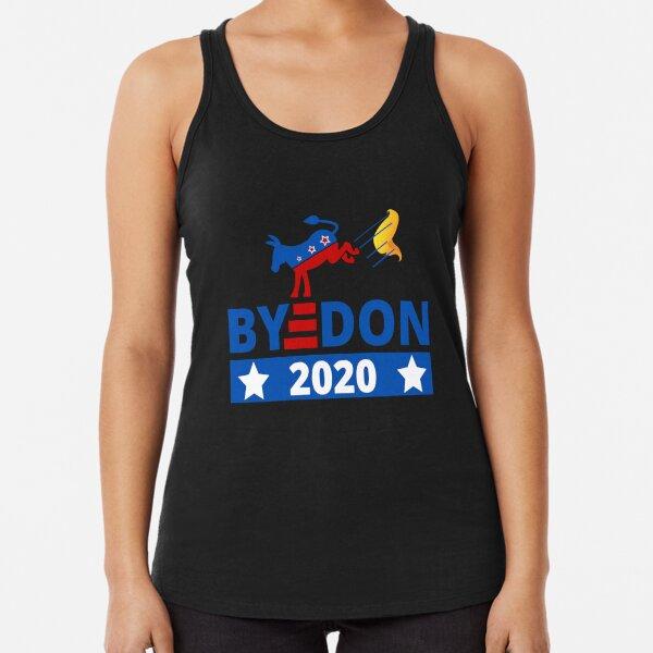 ByeDon 2020  Racerback Tank Top