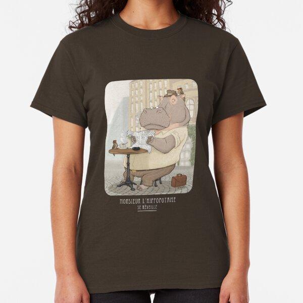 Mr. L'Hippopotame Classic T-Shirt