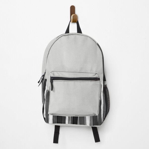 Neutral Painted Backpack