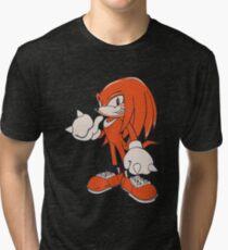 Minimalist Modern Knuckles Tri-blend T-Shirt