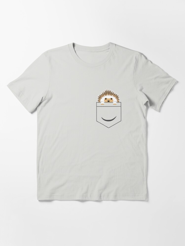 Alternate view of Hedgehog in your pocket! Essential T-Shirt