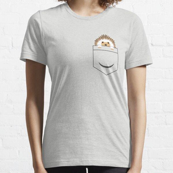 Hedgehog in your pocket! Essential T-Shirt