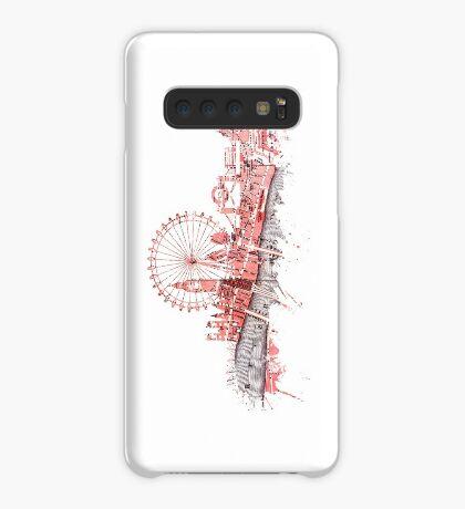 London skyline maps Case/Skin for Samsung Galaxy