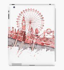 London skyline maps iPad Case/Skin