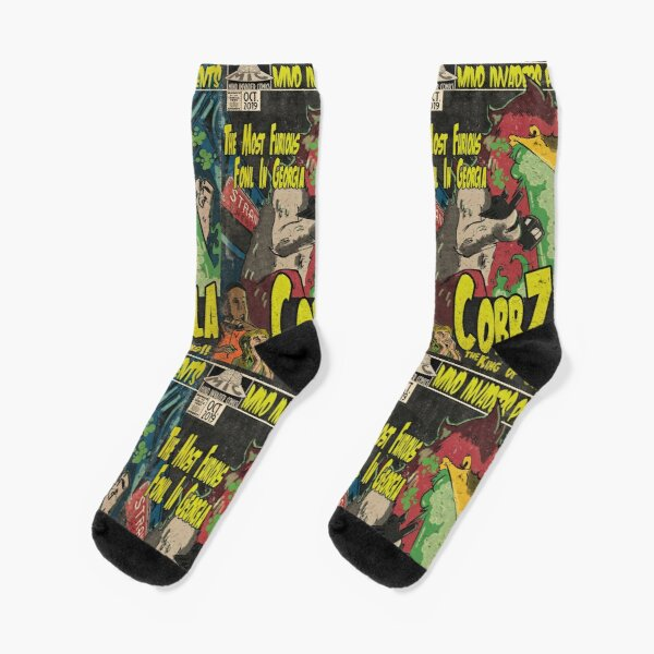 CobbZilla: The King of Counties!! Socks