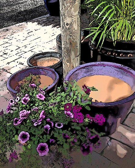 Flower Pots to Fill by glink