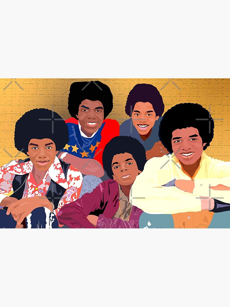 The Jackson 5ive by Dead-Famous