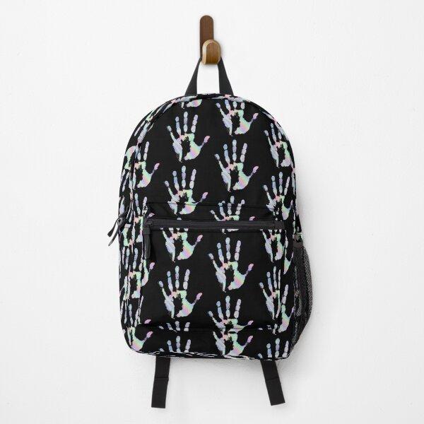 Roswell Hand Print Backpack