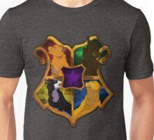 Warrior Cats meets Hogwarts Unisex T-Shirt