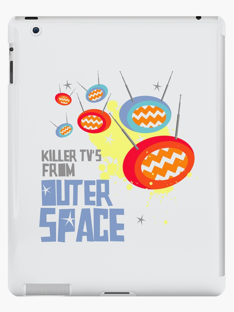 Killer TVs from outer space. by ddesigns