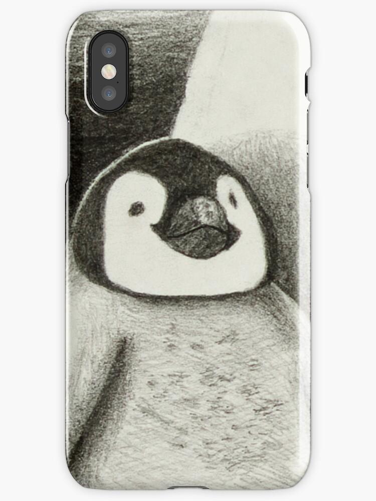 Baby Penguin  by jkartlife