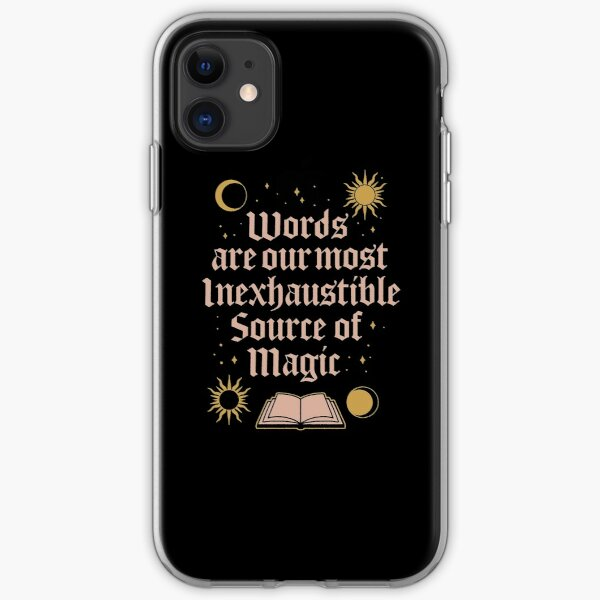 Source of Magic iPhone Soft Case