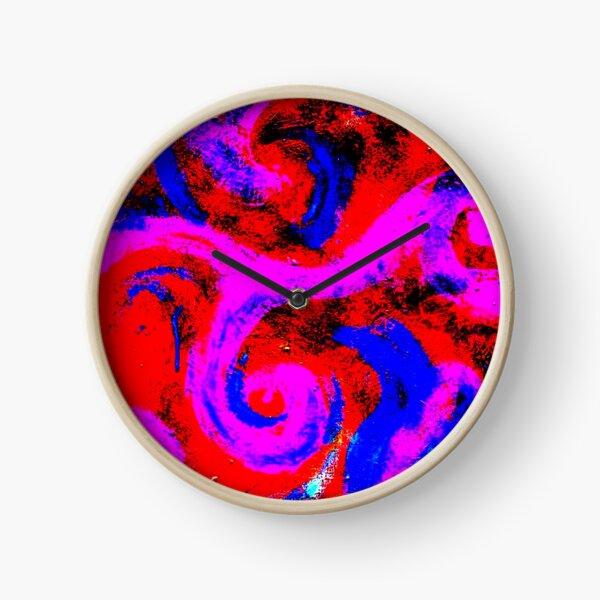 SWIRL IT Clock