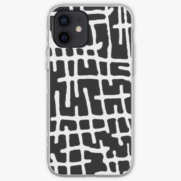 INNER MAP iPhone Soft Case