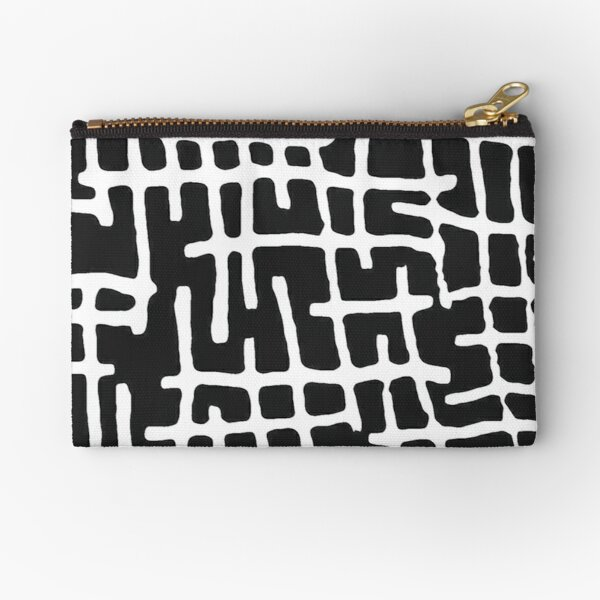 INNER MAP Zipper Pouch