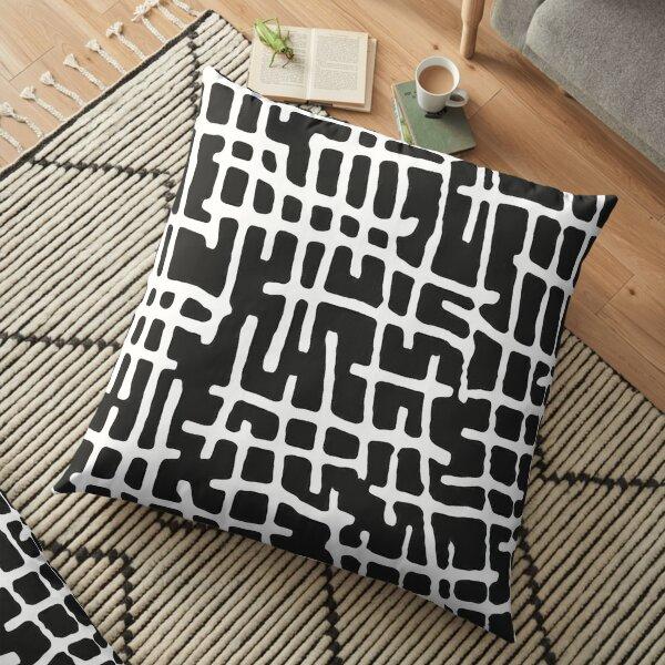 INNER MAP Floor Pillow