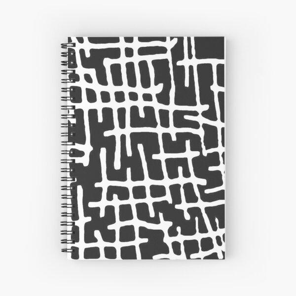 INNER MAP Spiral Notebook