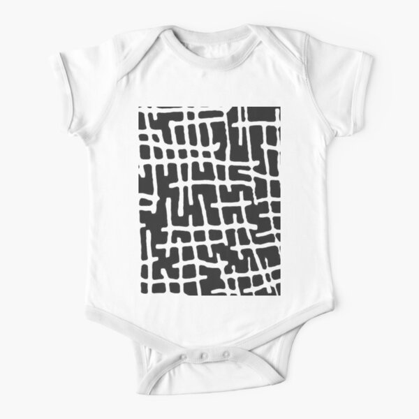 INNER MAP Short Sleeve Baby One-Piece