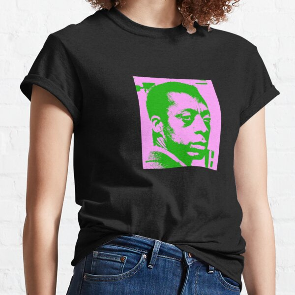 James Baldwin Mood x AKA Colors Classic T-Shirt
