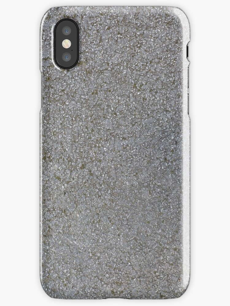 Concrete iphone case by aredbubble