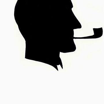 Sherlock Holmes by PotionOwl203
