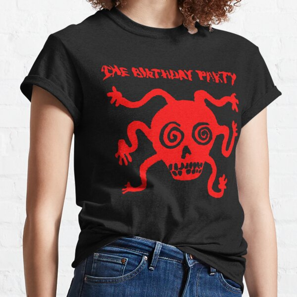 The Birthday Party Shirt, Sticker, Hoodie, Mask Classic T-Shirt