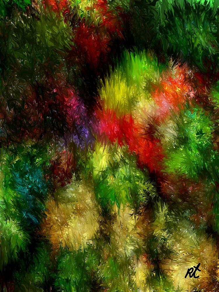 Garden Blossom by rafi talby by RAFI TALBY