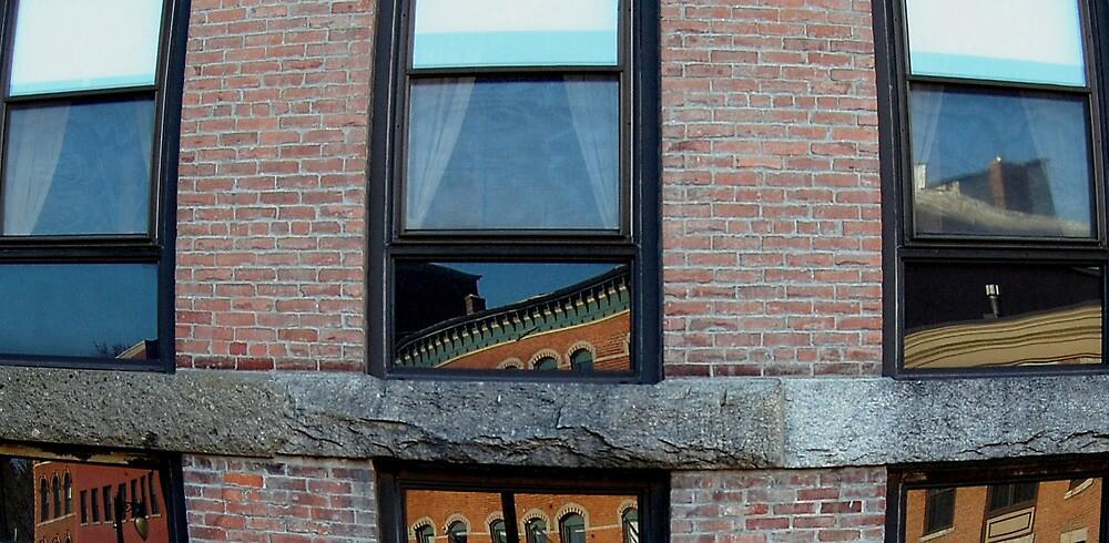 Reflections by John  Kapusta