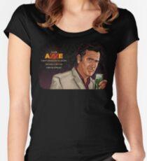 Chuck Finley Women's Fitted Scoop T-Shirt