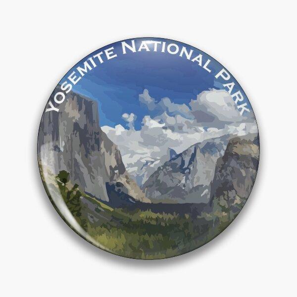 Yosemite National Park Pin