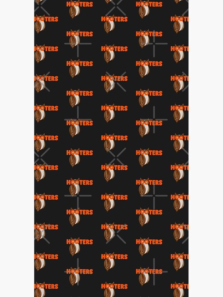 Hooters Black by StinkPad