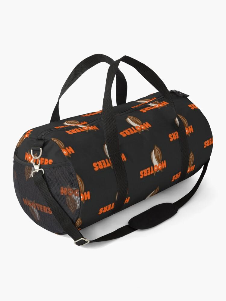 Alternate view of Hooters Black Duffle Bag