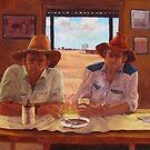 Old Mates by Cary McAulay