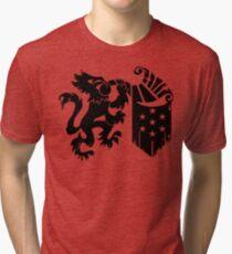 Gjallarhorn - Black Tri-blend T-Shirt