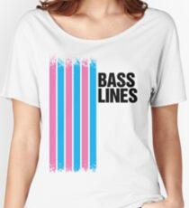 BASSLINES Women's Relaxed Fit T-Shirt