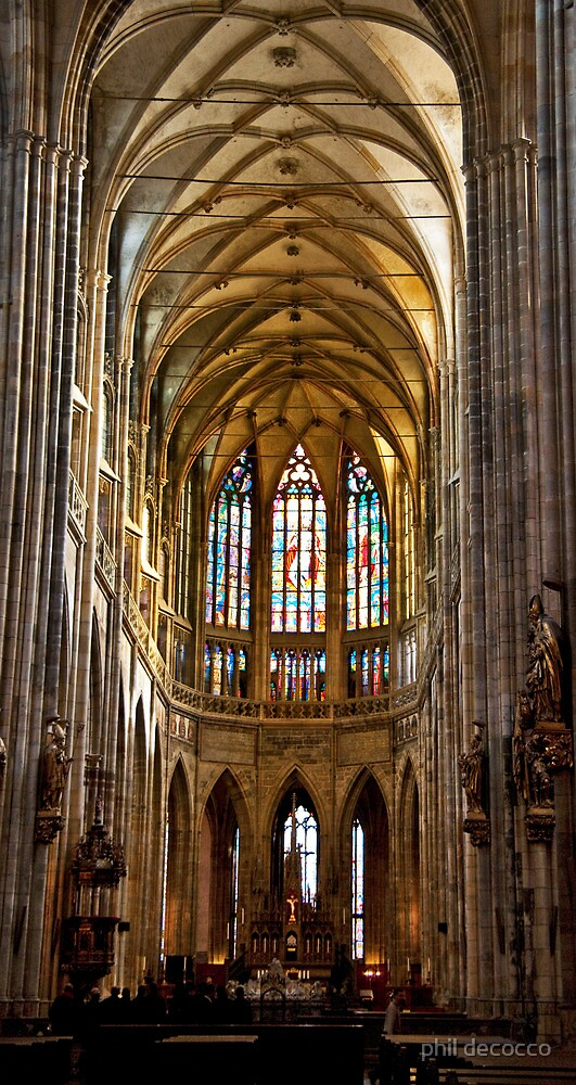 St. Vitus Arches by phil decocco
