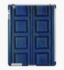 Blue Book iPad Case/Skin