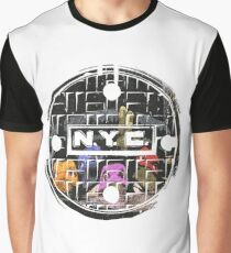 TMNT - NYC  Graphic T-Shirt